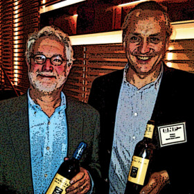 Wine Snark enjoys Chateau Smith Haut Lafitte with winemaker Fabien Teitgen. '08 Smith Haut Lafitte and '10 La Petite Haut Lafitte were 2 stand-outs of the tasting.