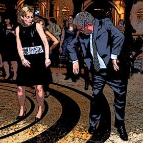 Don Carter Wine Snark Dance Gangnam Style