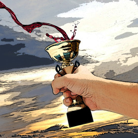The Wine Trophy Cup