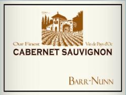 Barr Nunn label