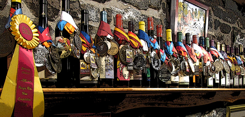 New Jersey's Alba Vineyard tasting room is full of awards and medals but what it needs is a little respect.
