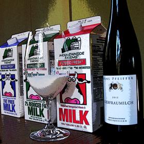 Milk Tasting 1