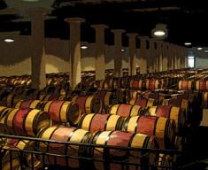 Margaux barrels