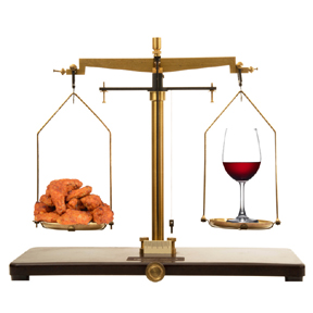 Food & Wine on Scale 2