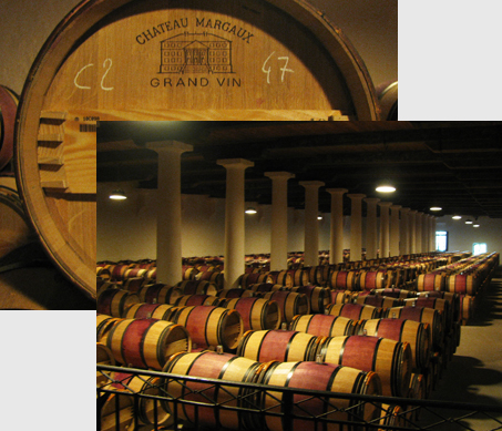 2009 Chateau Margaux barrels copy