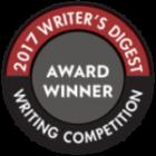 writers digest award 2017 copy